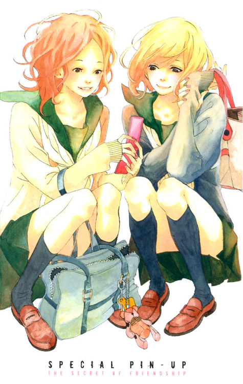 Manga: Tomodachi no Hanashi